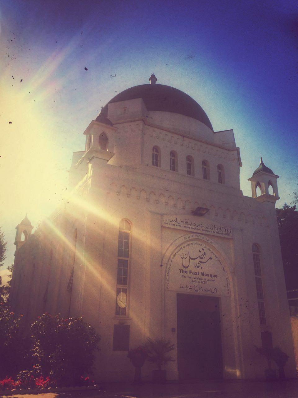 fazl mosque jalsa