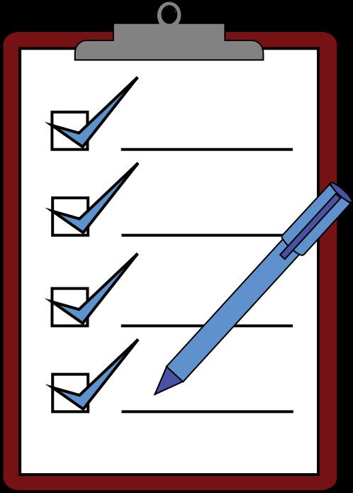 Clipboard-check